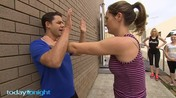 Women's self defence